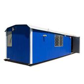 Транспортабельная котельная установка (ТКУ)